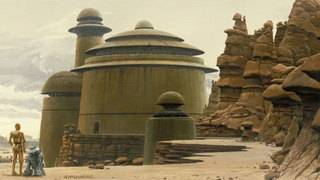 Building an empire: Exploring the architecture of 'Star Wars'