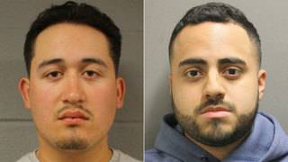 Pair accused of 100 mph street racing had 11-year-old in car, authorities say