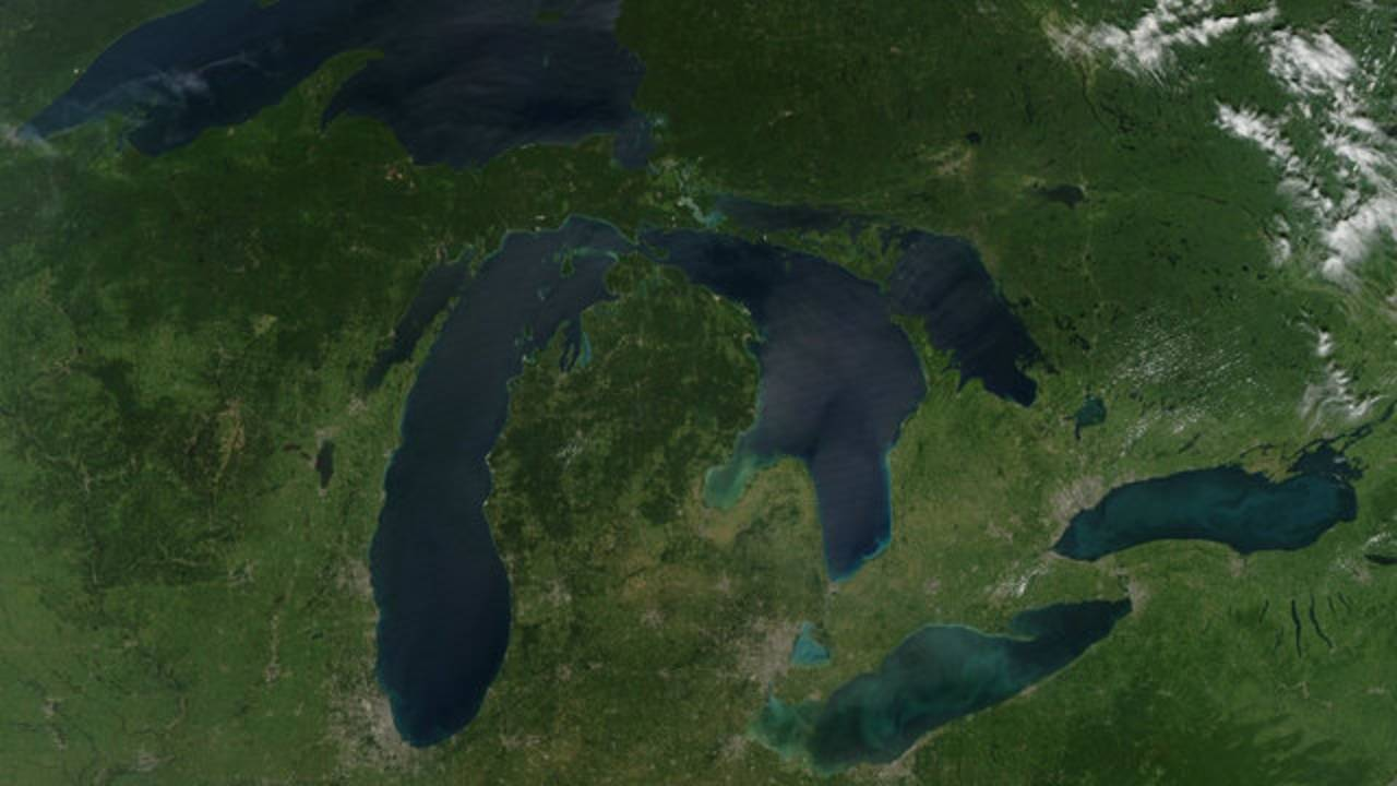 Report: Great Lakes region warming faster than the rest of the US