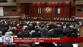 Here is what Raul Castro said about political transition