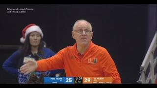 Hurricanes top Middle Tennessee 84-81