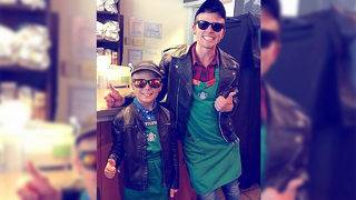 Star-Lord vs. Starbucks: Texas kid dresses up as his favorite barista&hellip&#x3b;