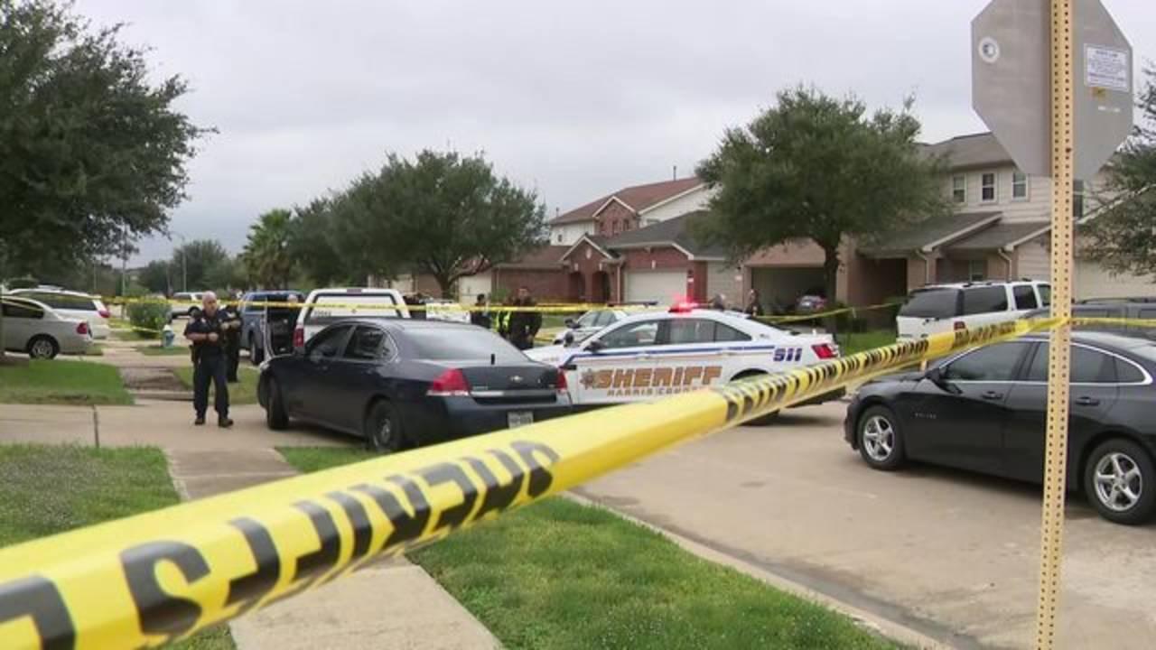 Road rage shooting SW Houston