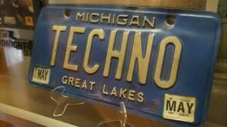 Go inside Detroit's secret techno museum