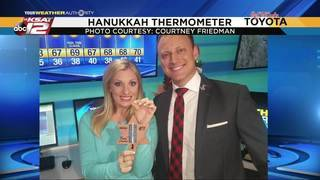 Thermometer Thursday: Dec. 14, 2017
