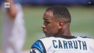 Former Carolina Panther Rae Carruth released from prison
