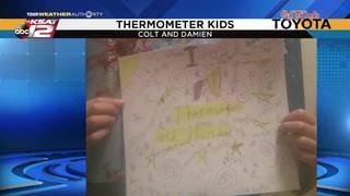 Thermometer Thursday 2/1/18
