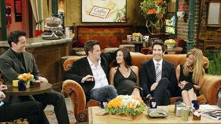 """Friends"" reunion trailer is a fake"