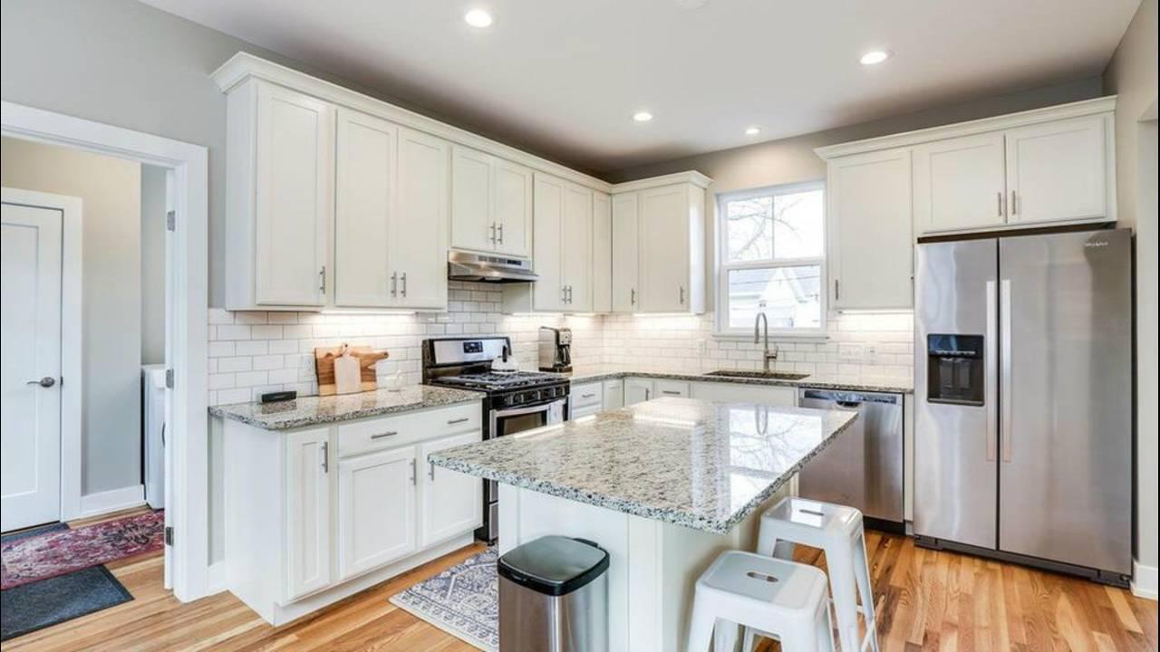 214 Westover St kitchen