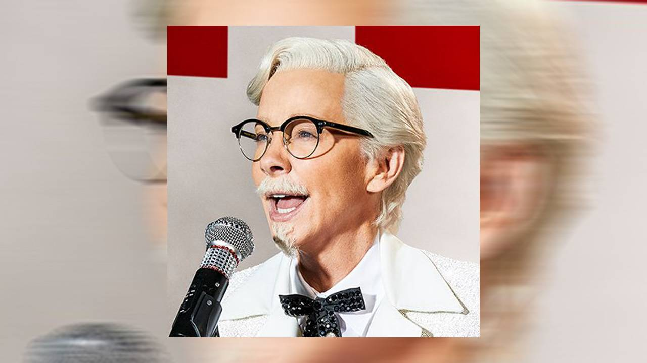 8939a4ca33074 KFC s new Colonel Sanders is a woman and she is...