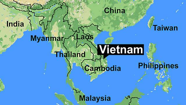Hanoi jails two US members of group still fighting Vietnam War