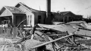 Survivor of 1927 F5 tornado in Rocksprings recalls harrowing event
