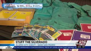 'Stuff the Silverado' with school supplies through July at your San&hellip&#x3b;