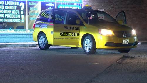 Taxi driver shot by passenger over fight about fare, police said