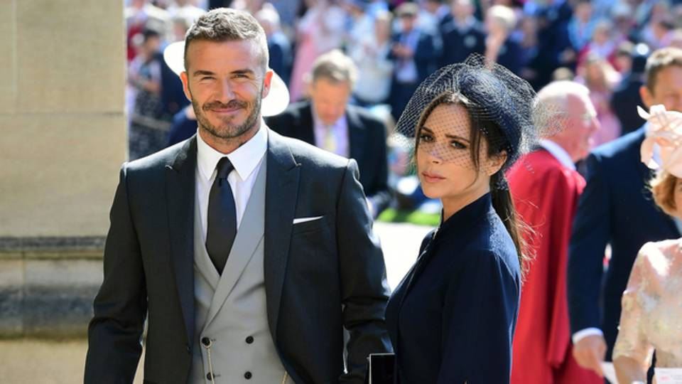 Royal wedding guests David Beckham and Victoria Beckham-75042528.jpg83825005