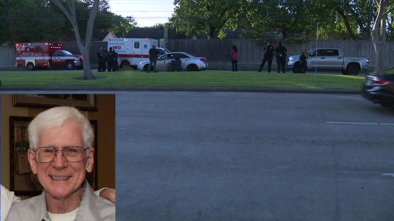 Missing 74-year-old man found dead after being struck by