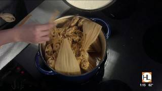 RECIPE: Chicken Tamales