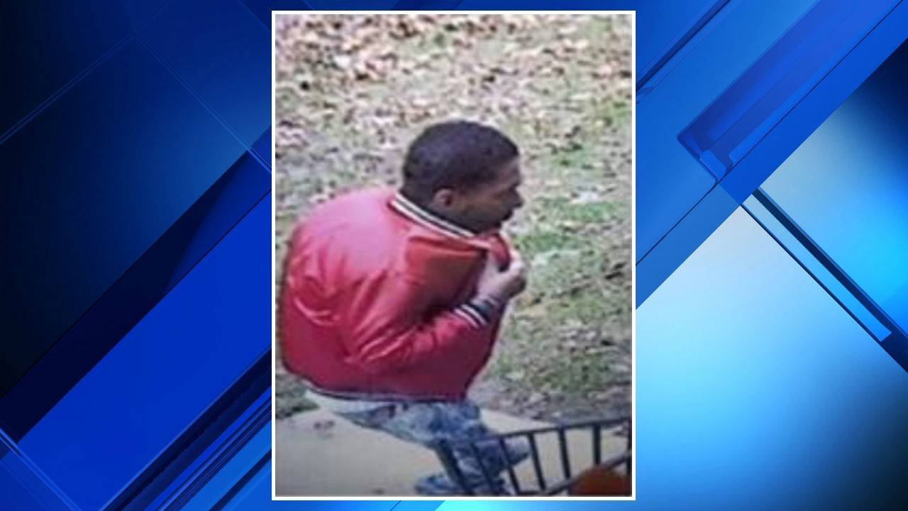 Dearborn Heights package thief red jacket 5