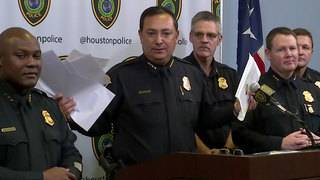 Houston's crime rate down, but police staffing issues remain