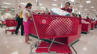 Target registers back online after widespread outage