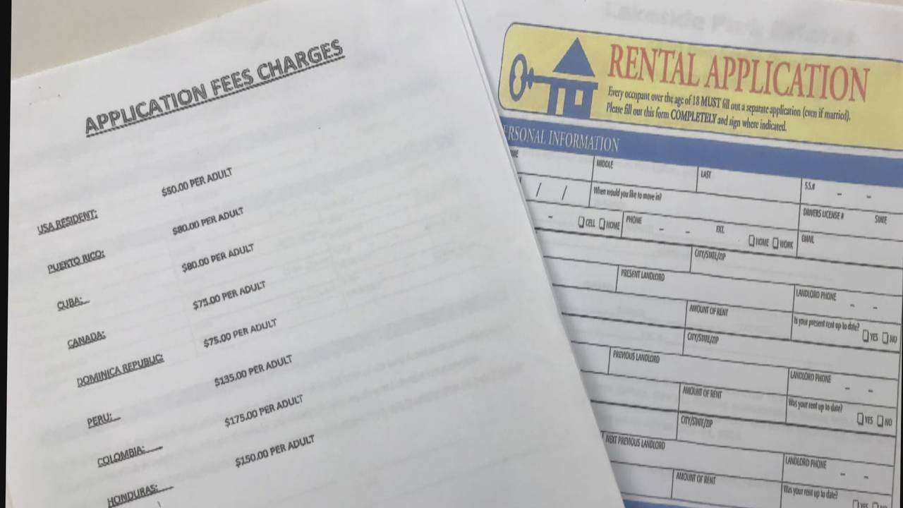 Mobile home park charges different fees to international renters