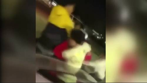 'They were just surrounding us': Klein High School basketball player attacked