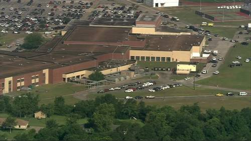 Changes, renovations planned to promote healing after shooting at Santa Fe HS