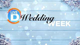 Enter to win Wedding Week prizes on Live in the D!