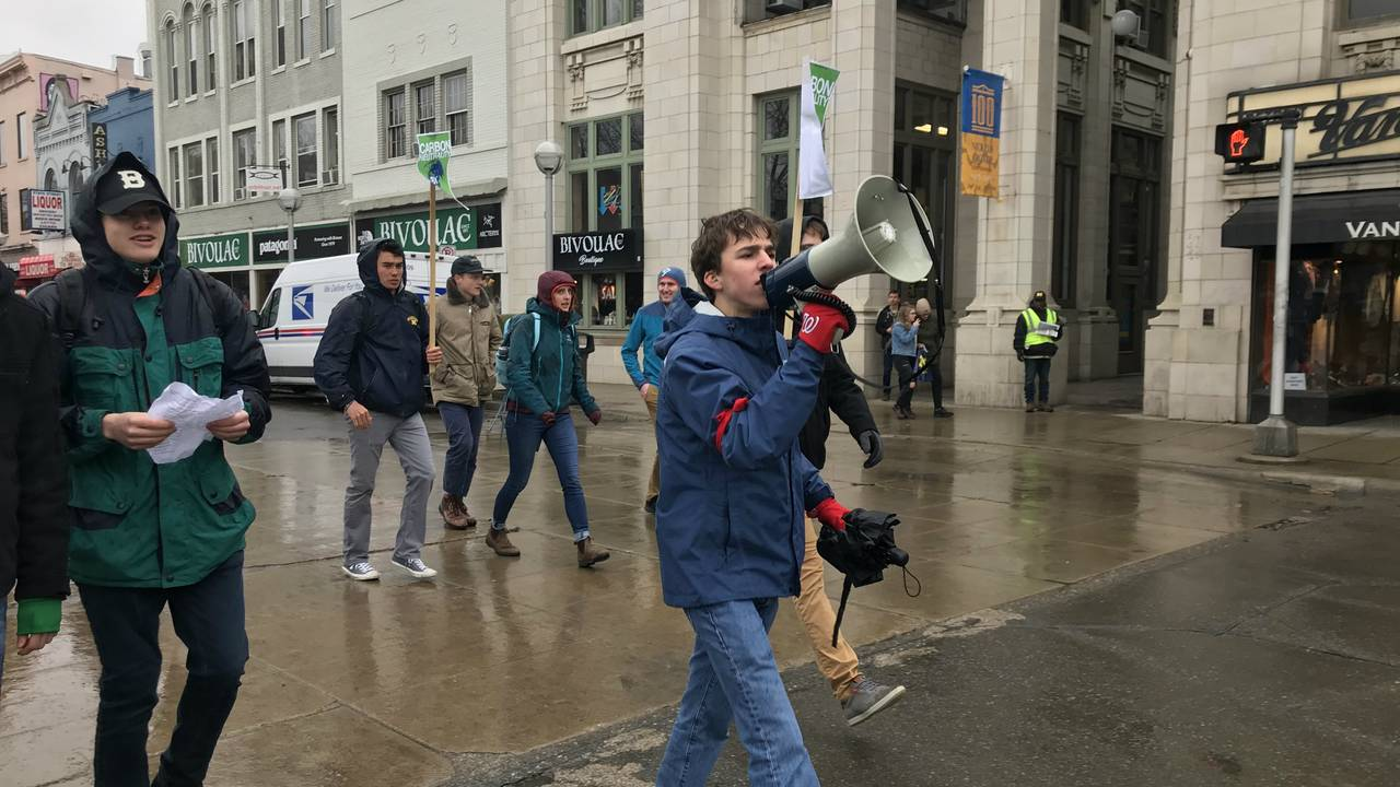 Climate strike state