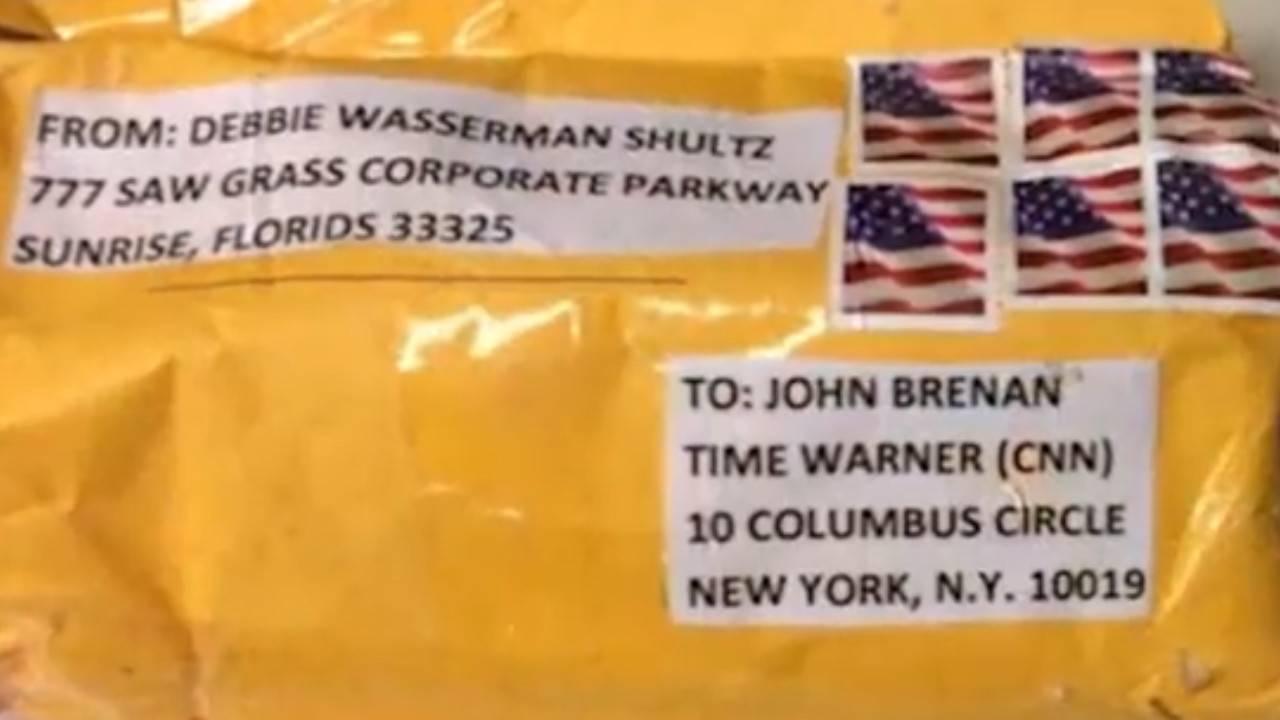 suspicious package sent to CNN36043050-75042528