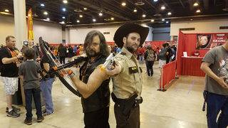 Fandemic Comic Con Houston