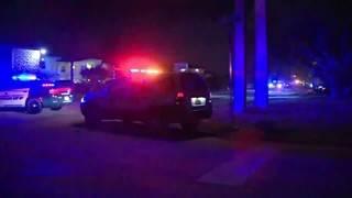 Deputies investigate crash in Deerfield Beach