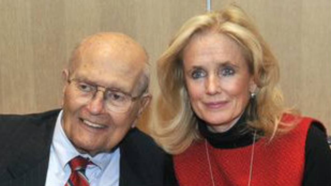 Debbie and John Dingell