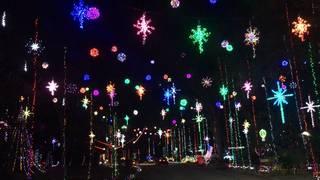 Christmas Light Displays.Best Christmas Light Displays Around Jacksonville