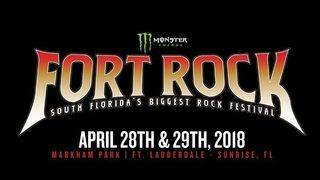 Ozzy Headlines Fort Rock Festival