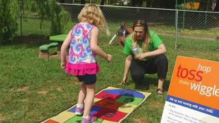 Volunteers serve to celebrate United Way's Day of Action