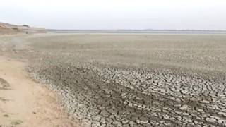 India's sixth largest city almost entirely out of water