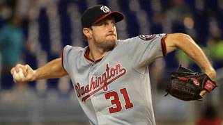 Max Scherzer wins back-to-back Cy Young Awards