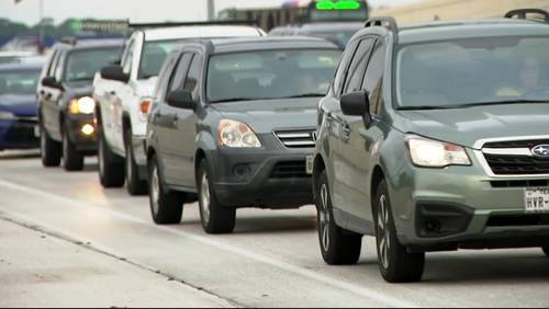 4 Houston traffic trouble spots to avoid this weekend