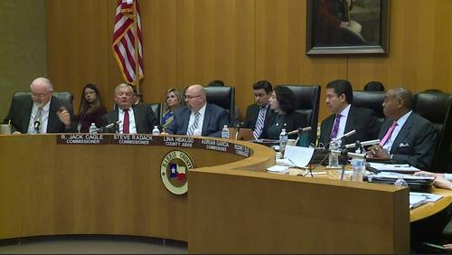 Commissioners approve 7% budget increase, include plan for solving case backlog