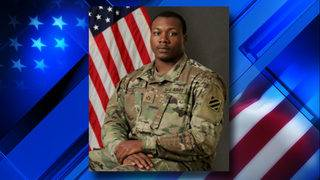 Funeral held for Georgia guardsman who died in Afghanistan