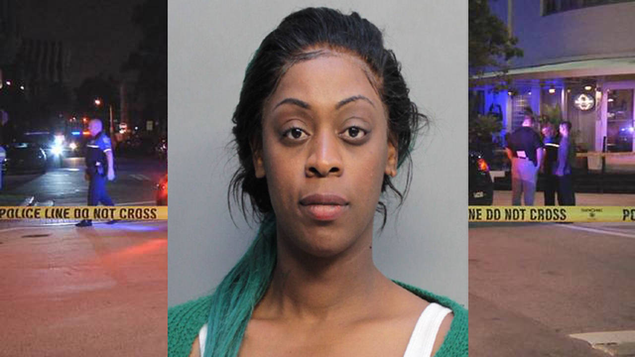 Latravia Reed hit-and-run background