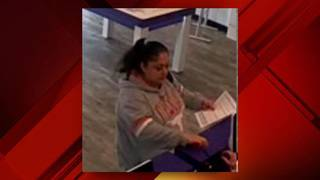 Woman fills out job application with fake info, robs Metro PCS employee