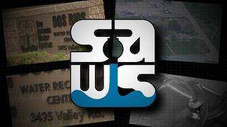 Drinking water at SAWS treatment plant had lead level 88x EPA limit