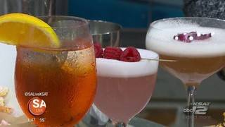 RECIPE: Pink Cocktails - PINKS ON THE PATIO