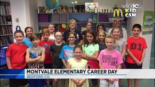 Kid Cam: Montvale Elementary Career Day