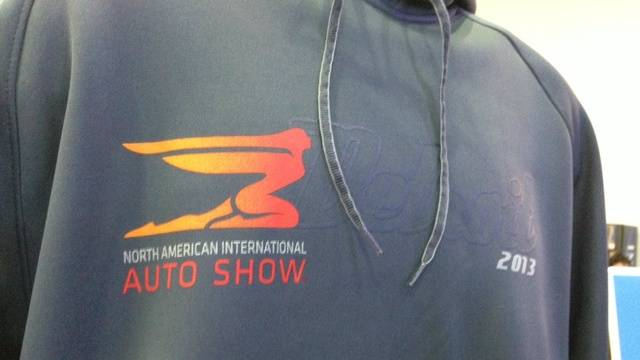 Official Merchandise To Buy At NAIAS - Car show t shirts for sale