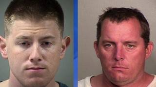 2 local first responders facing criminal charges after weekend arrests