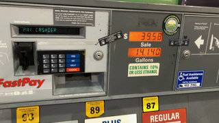 Skimmers found at New Smyrna Beach gas station again