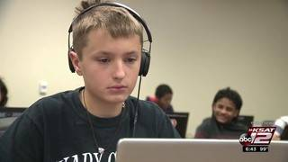 Blake's Brainiacs: Students learn how to design, code video games at summer camp